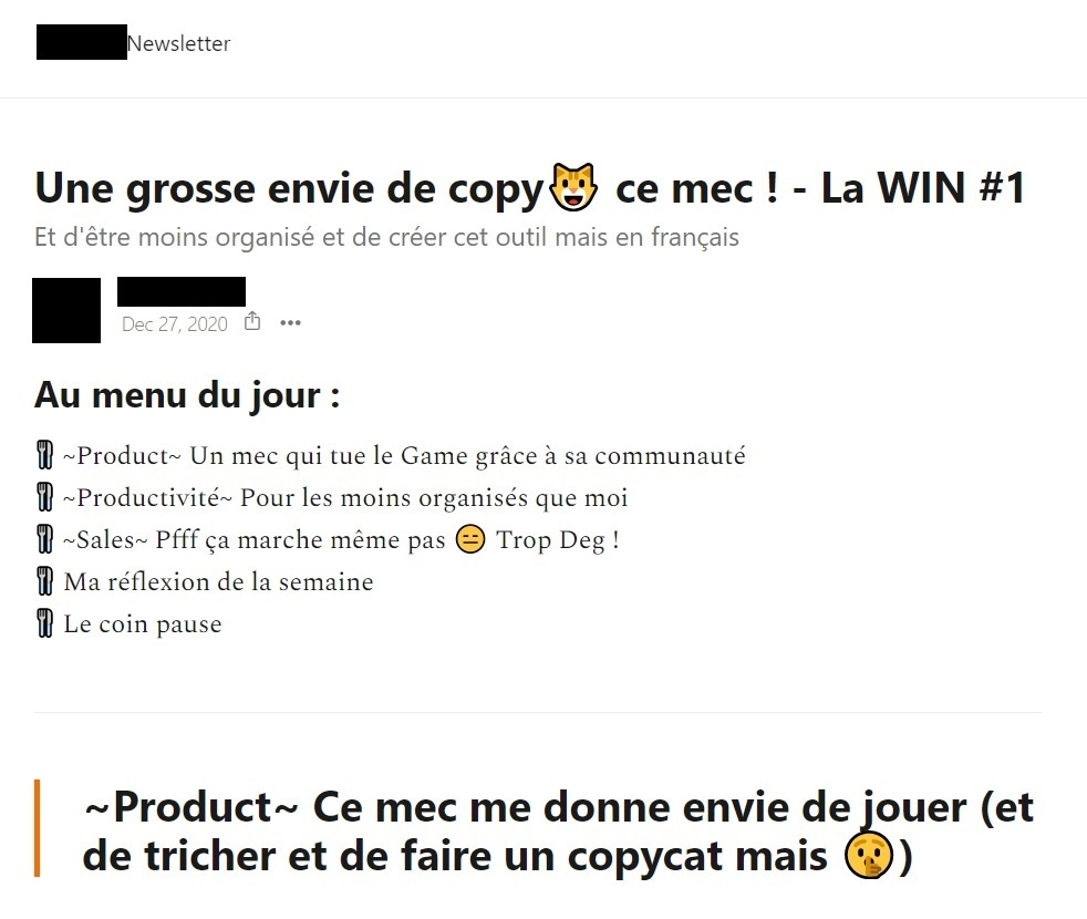 Exemple projet - Campagne activation - Wild Agency